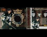 2010-11 Crown Royale Lords of the NHL Memorabilia 87/99 Sidney Crosby