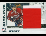 2007-08 ITG Heroes and Prospects Jerseys /130  John Tavares