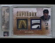2011-12 ITG Ultimate 11th Edition Superbox 1/1 Mike Modano