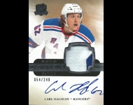 2011-12 The Cup JSY AU RC /249 Hagelin, Carl