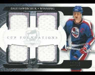 2011-12 The Cup Foundations Jerseys /25 Hawerchuk, Dale