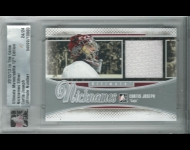 2012-13 ITG Ultimate Memorabilia Nicknames Jerseys /24 Curtis Joseph