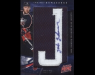 2011-12 Panini Prime Namesakes Autographs /75 Johnson, Jack