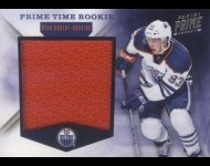 2011-12 Panini Prime Prime Time Rookies Jerseys /99 Ryan Nugent-Hopkins