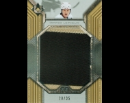 2004-05 Ultimate Collection Patches  20/35 Mario Lemieux