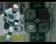 2005-06 Black Diamond Jerseys Wayne Gretzky