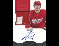 2011-12 Dominion JSY AU RC /199 Gustav Nyquist