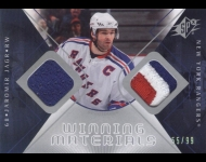 2007-08 SPx Winning Materials Spectrum /99 Jaromir Jagr
